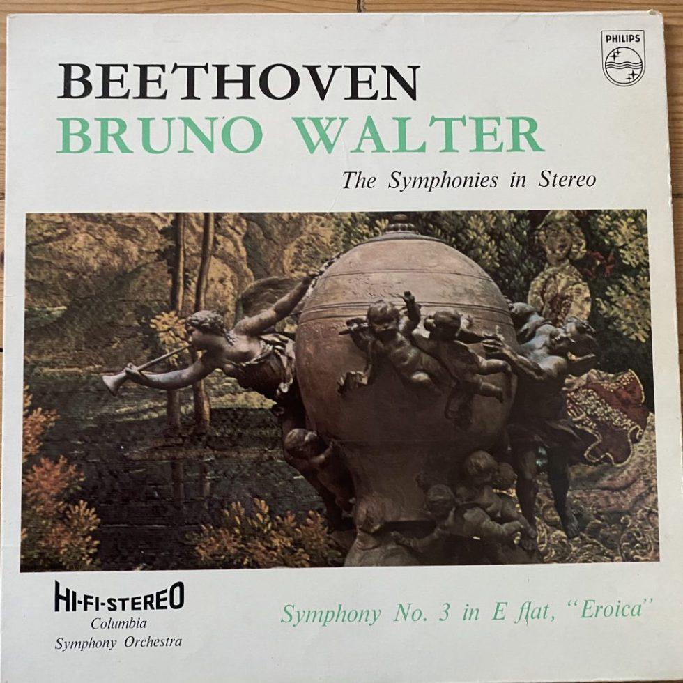 SABL 132 Beethoven Symphony No. 3 / Walter