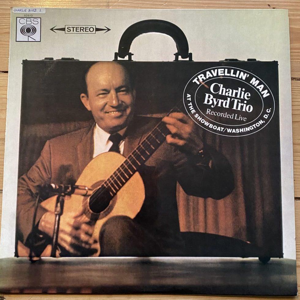 SBPG 62790 Charlie Byrd Trio Travellin' Man