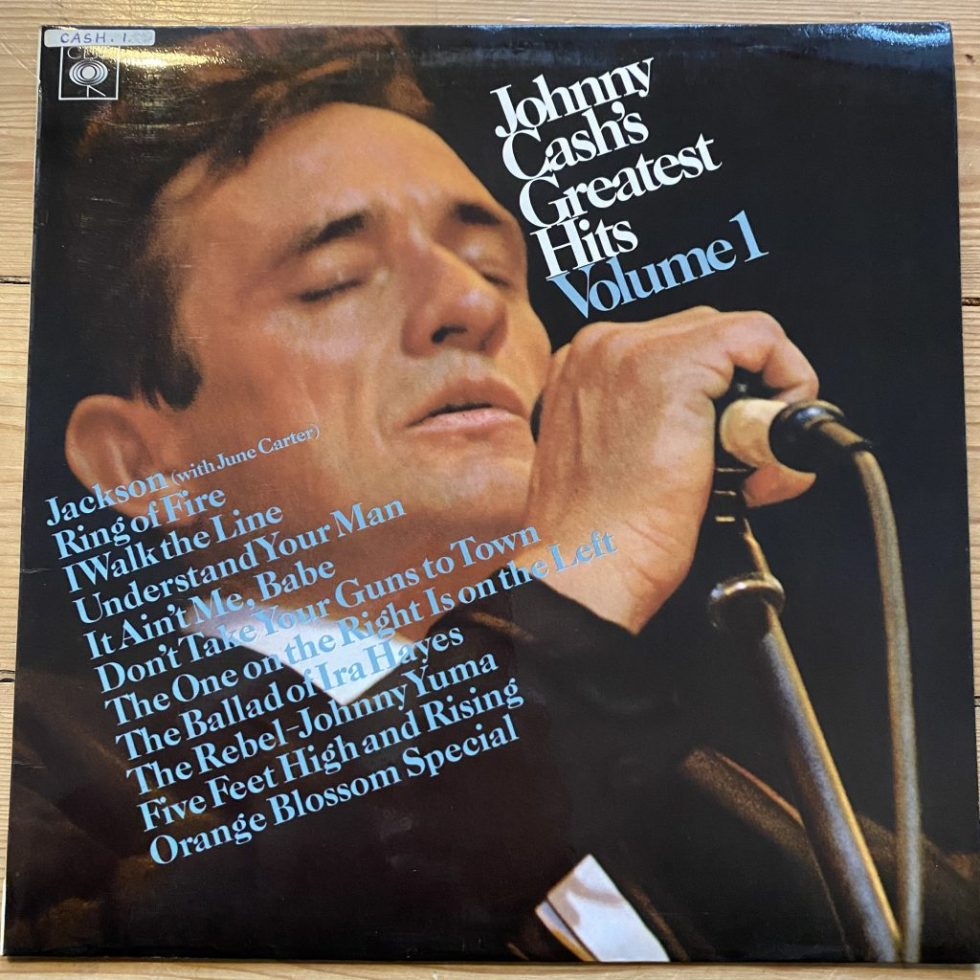BPG 63062 Johnny Cash's Greatest Hits Volume 1