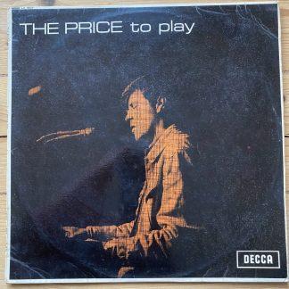 LK 4839 Alan Price - The Price To Play