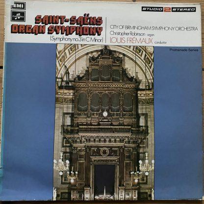 TWO 404 Saint-Saens Organ Symphony / Fremaux