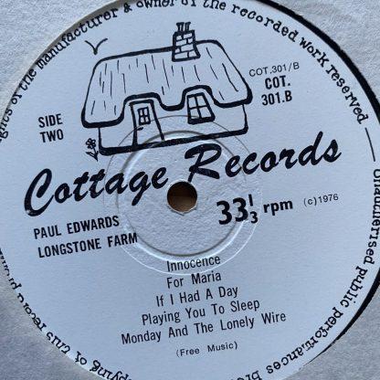 COT 301 Paul Edwards Longstone Farm