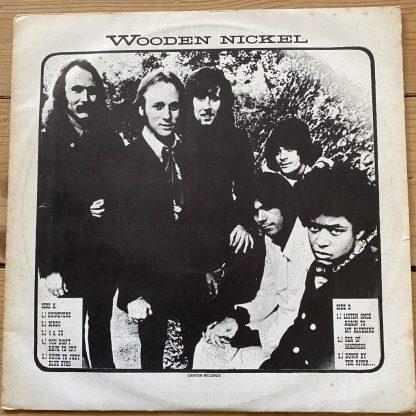 Crosby, Stills & Nash Woodrn Nickel