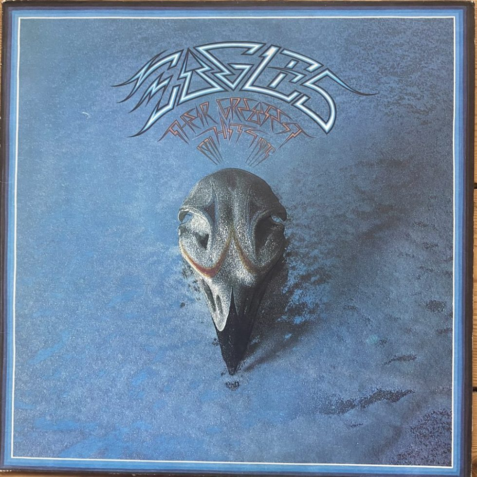 K53017 Eagles Their Greatest Hits