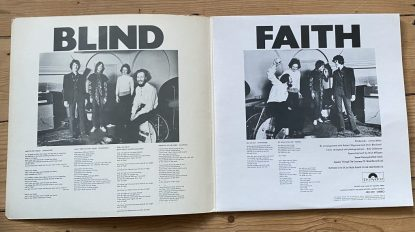 583 059 Blind Faith - Blind faith