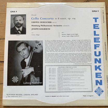 GMA 9 Dvorak Cello Concerto / Ludwig Hoelscher / Keithberth / Hamburg PO