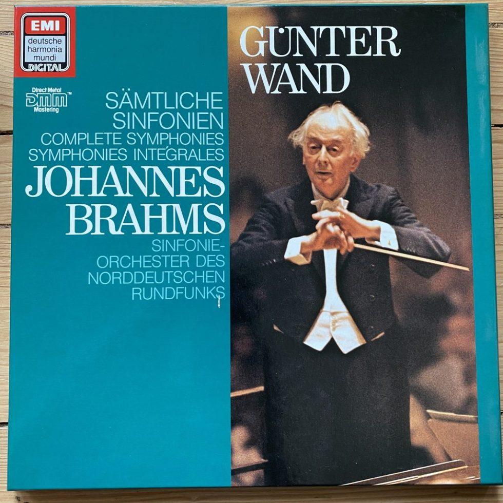 EX 15 5532 3 Brahms Complete Symphonies