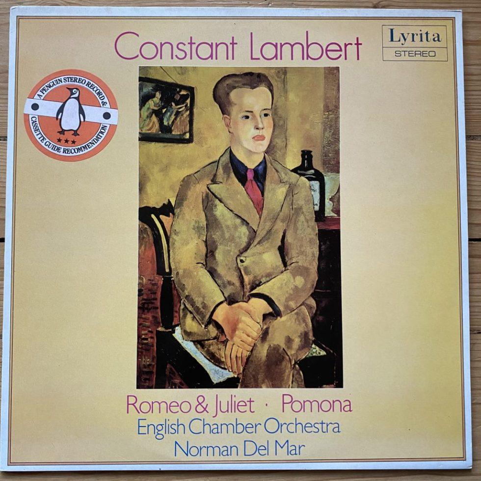 SRCS 110 Constant Lambert Romeo and Juliet / Pomona / Del Mar / ECO