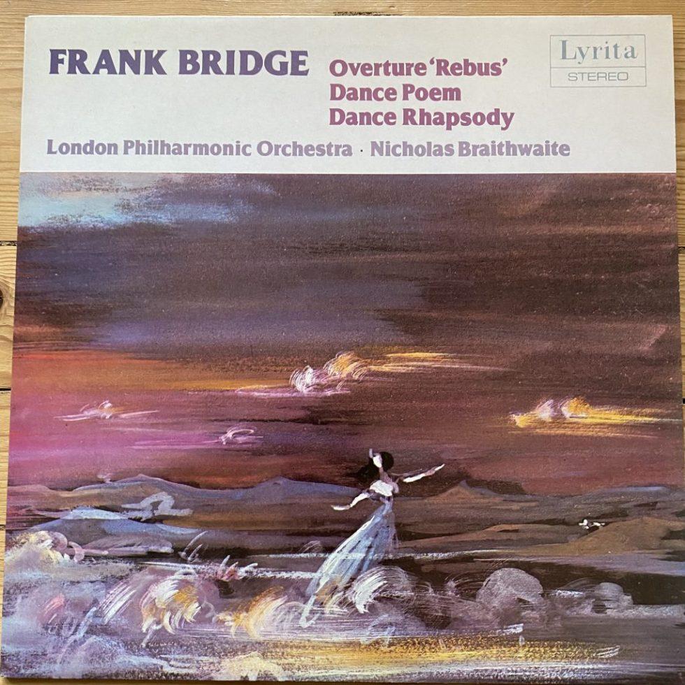 SRCS 114 Bridge Overture 'Rebus', Dance Poem, Dance Rhapsody / Braithwaite / LPO