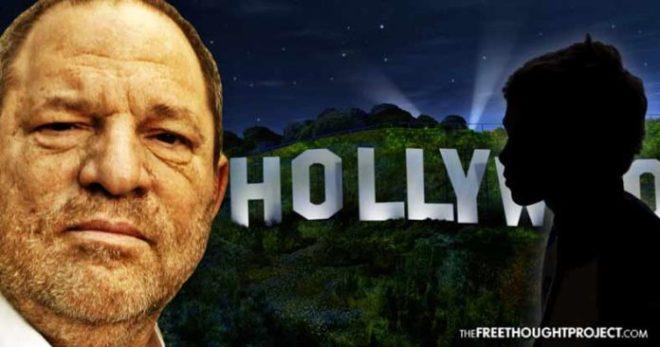 Effusions hypocrites sur l'affaire Weinstein et rideau de fumée sur les réseaux pédophiles