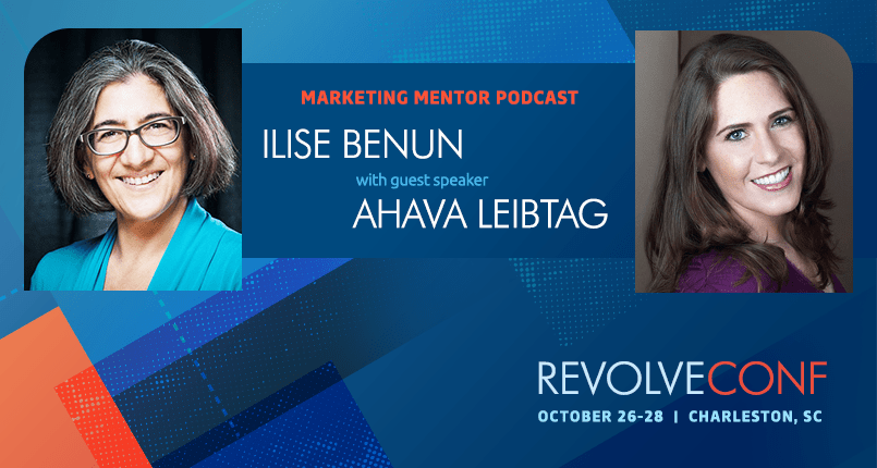 Marketing Mentor Podcast & Interview with Ahava Leibtag
