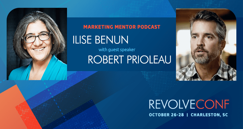 Marketing Mentor Podcast & Interview with Robert Prioleau