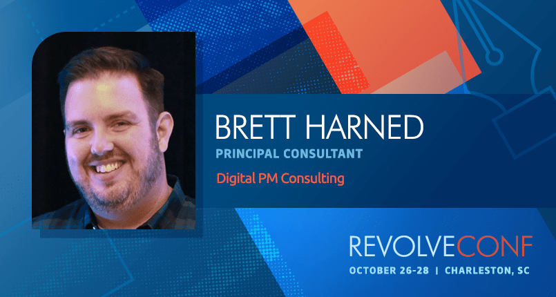 Revolve Conference 2016 Speaker Spotlight - Brett Harned