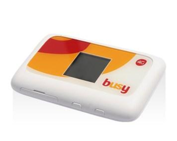 Busy 4G MIFI