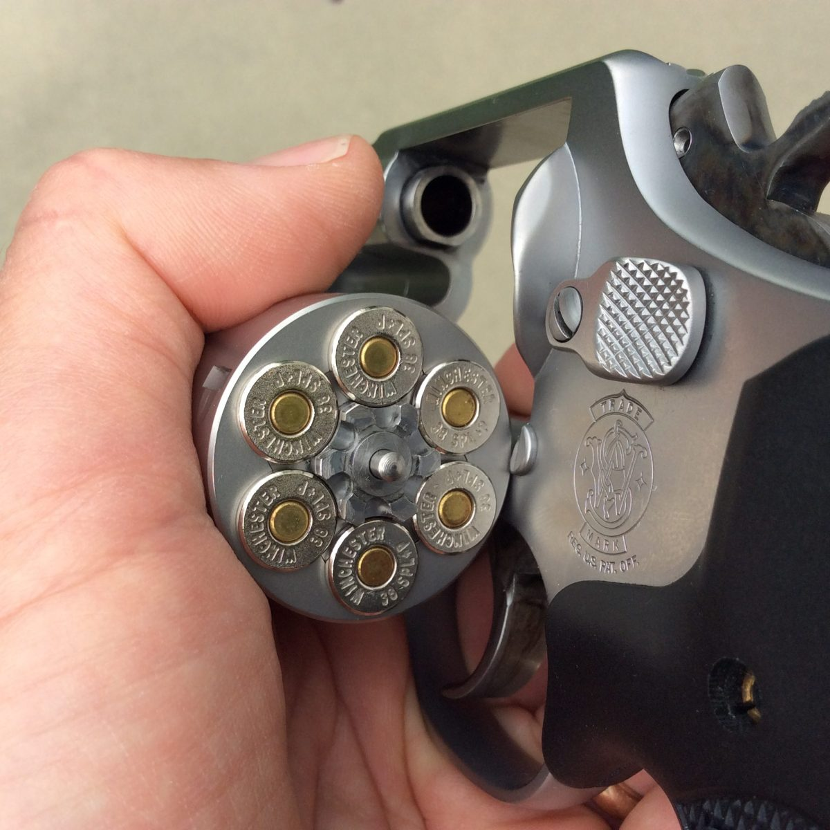 How To Safely Unload a Double Action Revolver