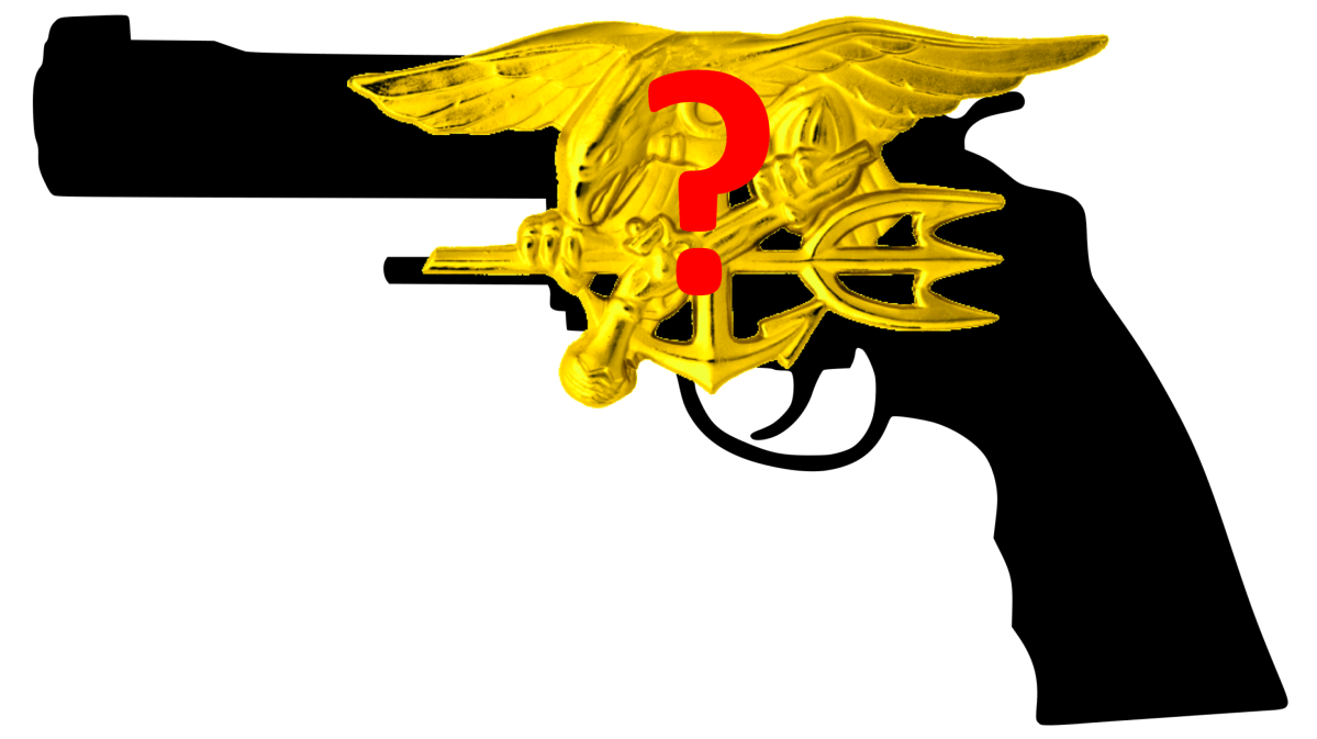 Navy SEALs To Adopt New Revolver