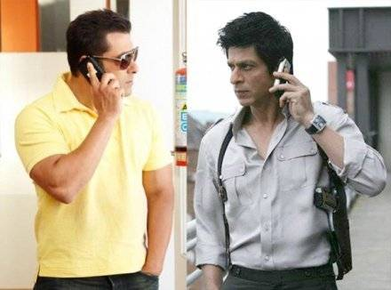 Salman or Shahrukh,Who will be Better Cop for New Thriller?
