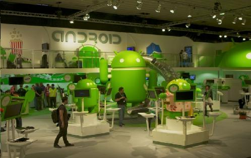 Android has 850,000 New Users Each Day