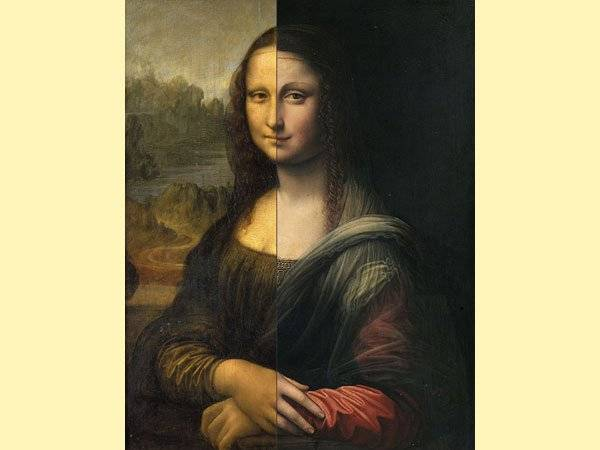Mate of the Mona Lisa discovered in Spain