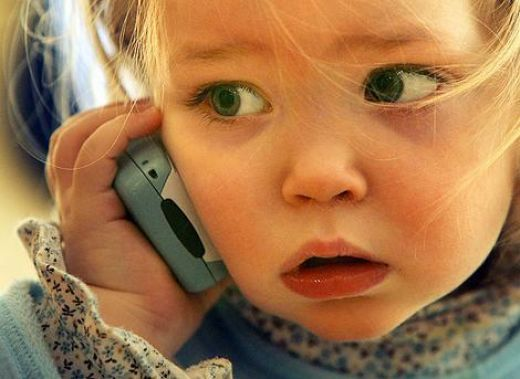 Study Cell Phone Radiation Can Damage a Child's Brain