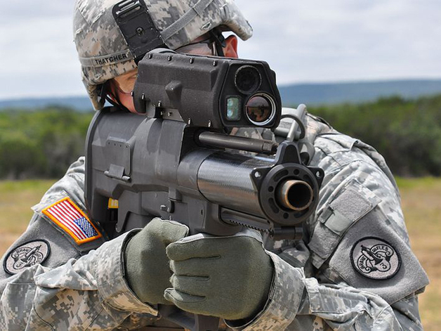 TOP 5 Most Technologically Sophisticated Weapons 5