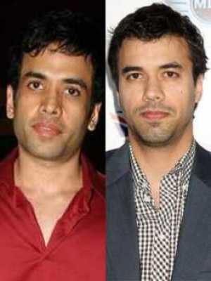 Five Bollywood Actors Look Like Hollywood Actors 5