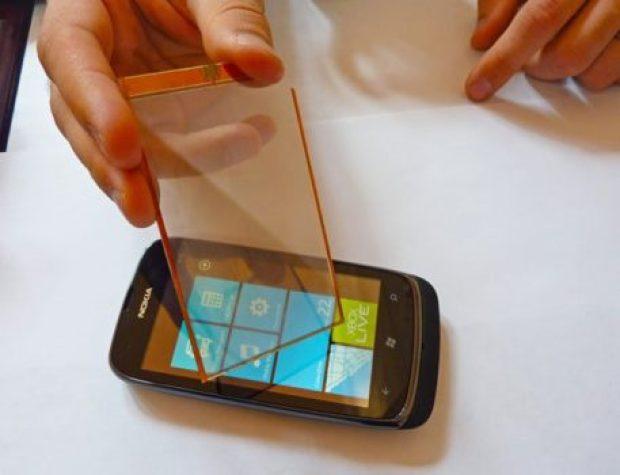 Transparent-Solar-Film