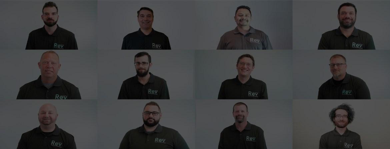 Meet the Rev Parts Management Software team