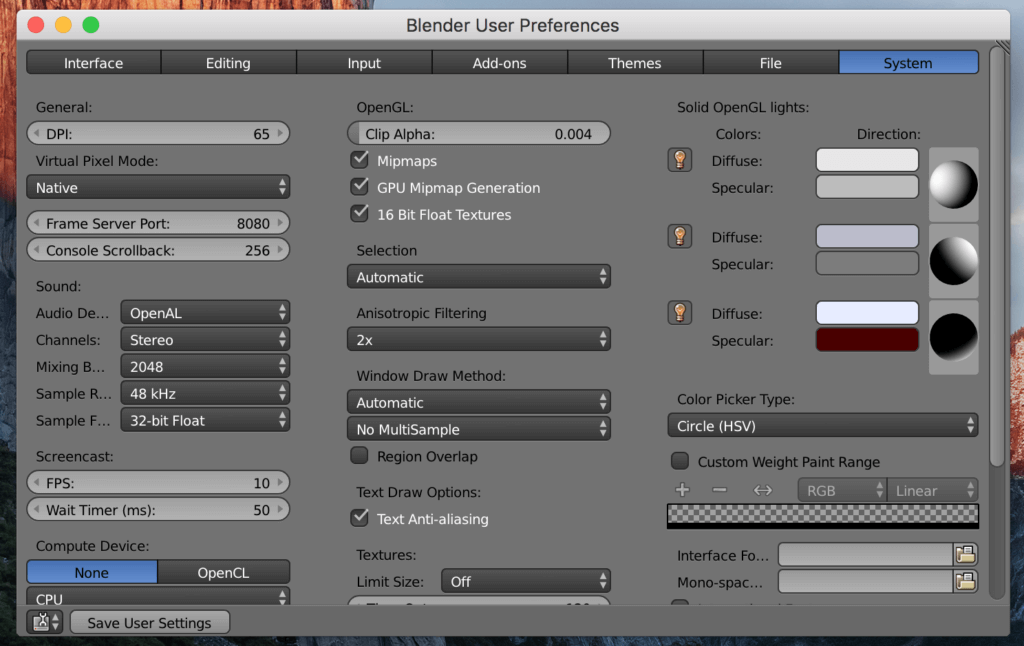 GPU rendering with Cycles Renderer Image 1