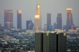 Downtown_LA_Sunset