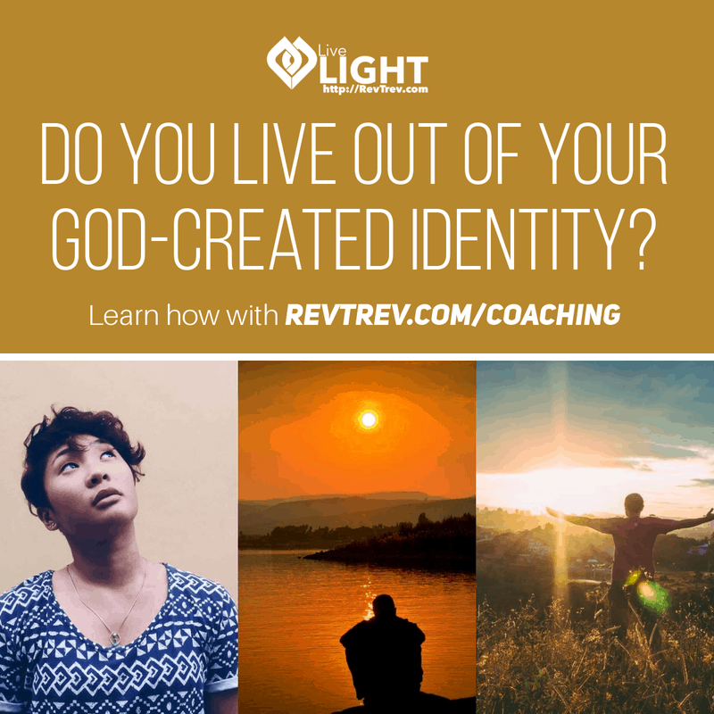 live out your god-created identity