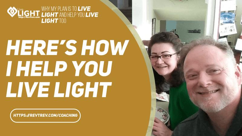 How I help you live LIGHT
