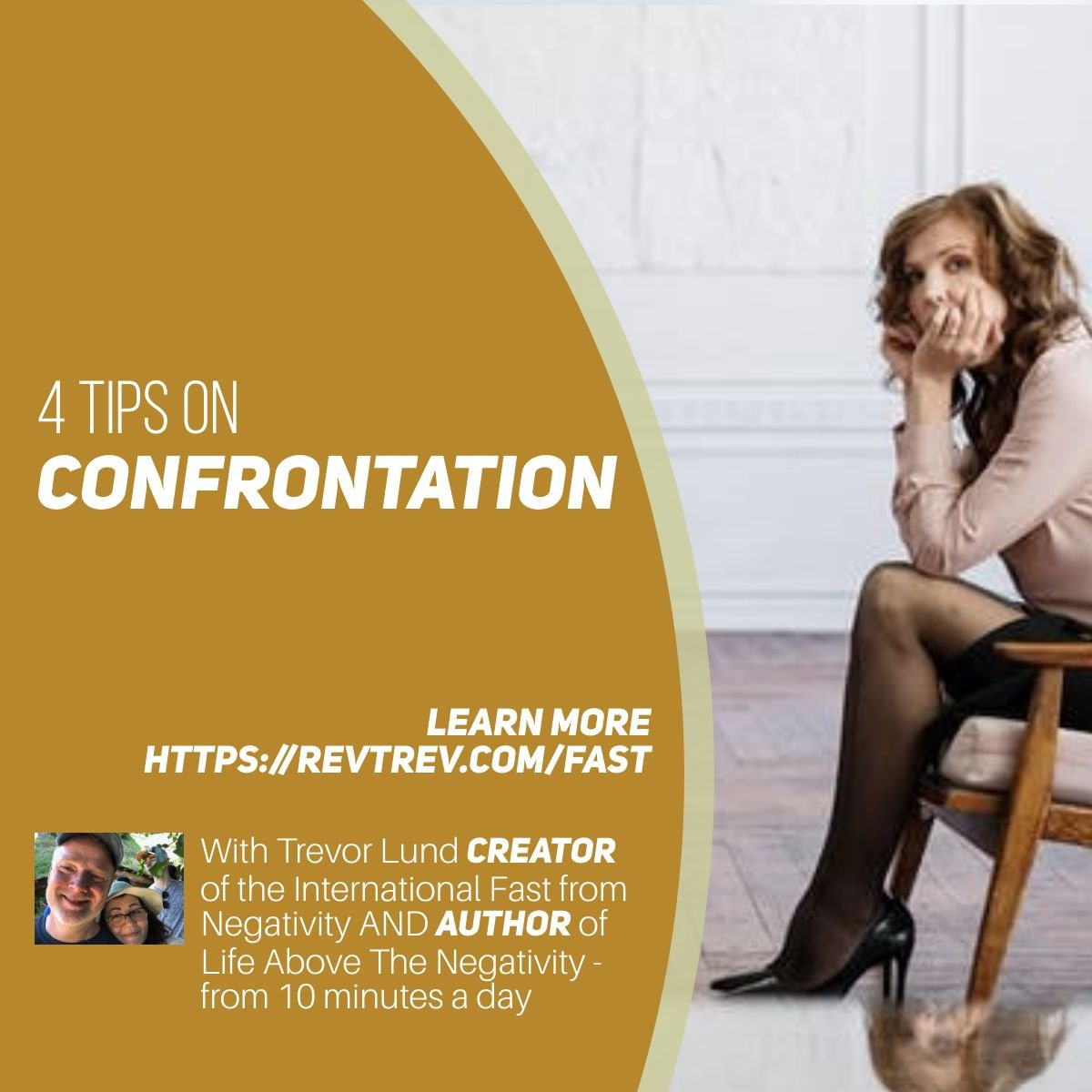 4 Tips on confrontation via @trevorlund