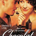 Chocolat poster by Sophy Romvari