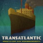 Transatlantic poster by Anthony Smerek