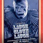 Laugh Clown Laugh poster