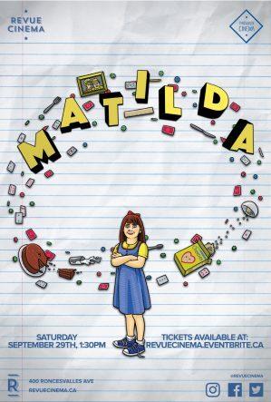 Matilda Poster