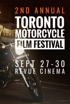 toronto motorcycle film festival postertoronto motorcycle film festival poster