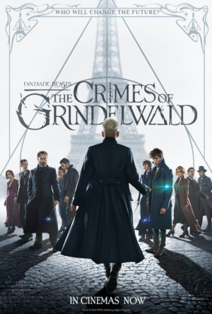 Fantastic Beasts The Crimes of Grindelwald poster