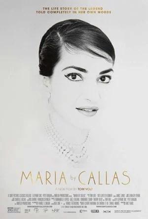 maria by callas poster