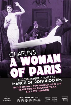 a woman of paris poster