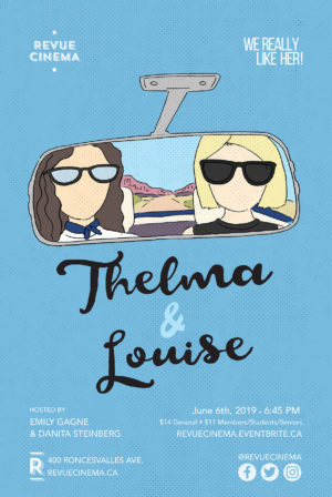 thelma and louise poster