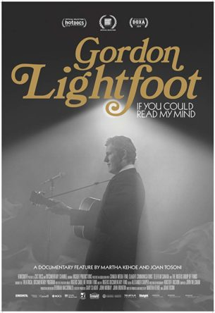 Gordon Lightfoot- If You Could Read My Mind poster