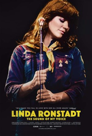 Linda Ronstadt The Sound of My Voice poster