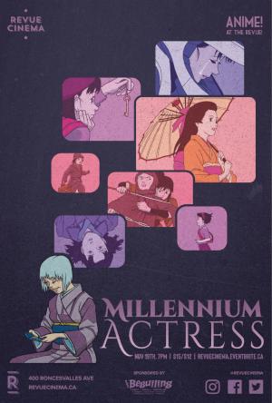millennium actress poster 2019