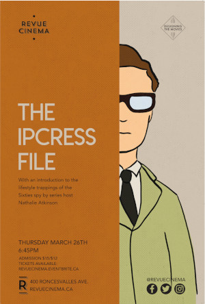 ipcress files poster