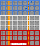 Revue Seating Map