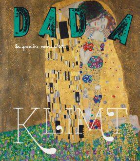 couverture de la revue DADA Klimt