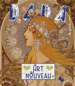 revue DADA Art nouveau