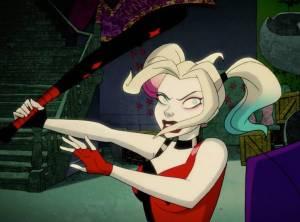 Harley Quinn, dans la série animée éponyme